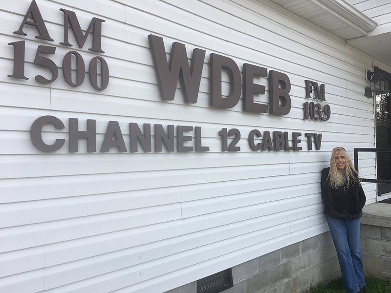 Jamestown, TN Radio Station Tour